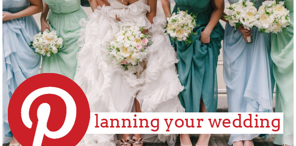 Pinterest To The Wedding Planning Rescue